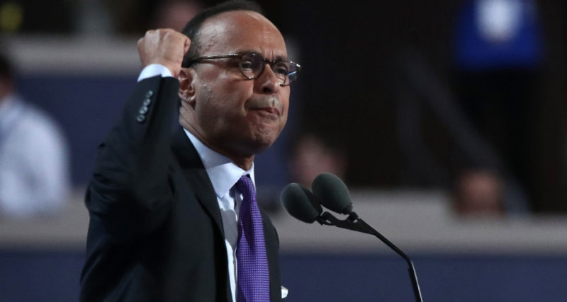 Sore Loser: Rep Luis Gutierrez To Boycott Trump's Inauguration