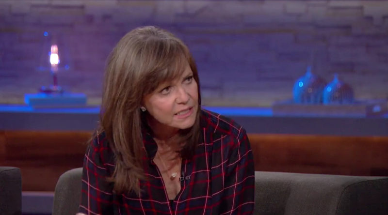 Angry, Bitter Sally Field Joins Twitter To Find Out How People Could Have Voted For Trump
