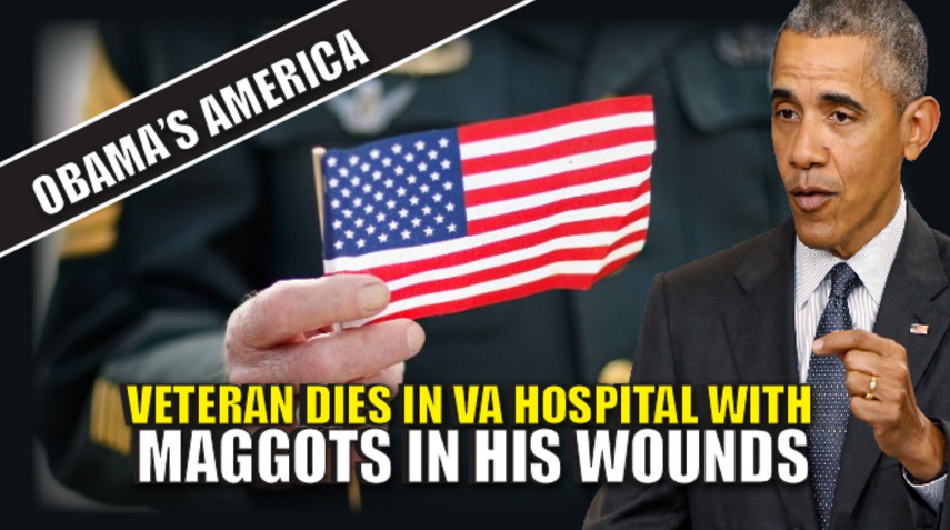 VA Workers Resign After Vet Dies With Maggots Crawling In His Wound