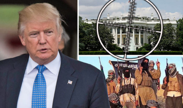"ISIS Declares WAR On Trump's Inauguration ""Bloody Friday"""