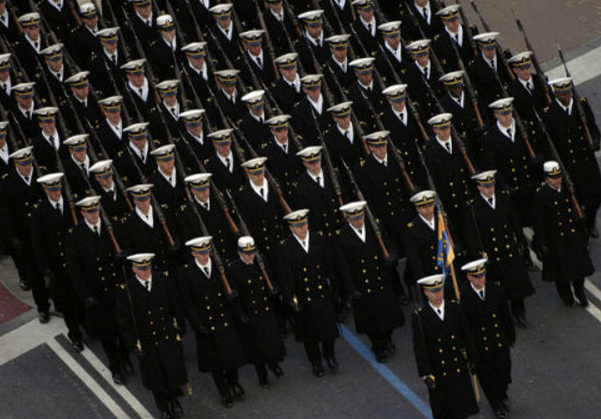 Naval Academy Hosting 'Transgender 101' Training