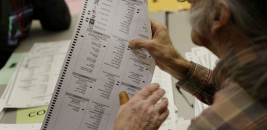 Federal Judge Halts Michigan Election Recount