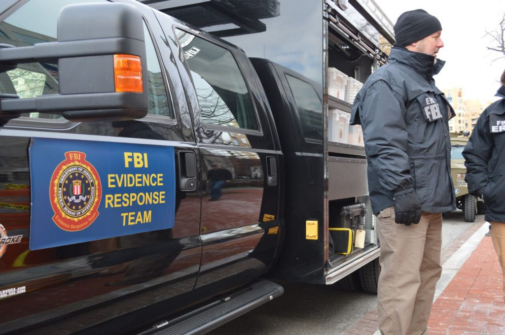 FBI & Secret Service Plan 360-Degree Security For Trump's Inauguration