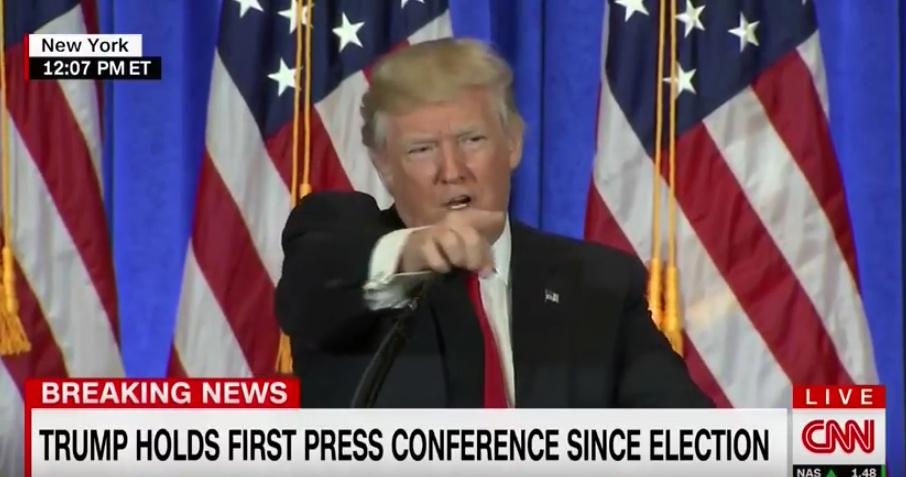 Read CNN's Response To Trump Calling Them 'Fake News' - BB4SP