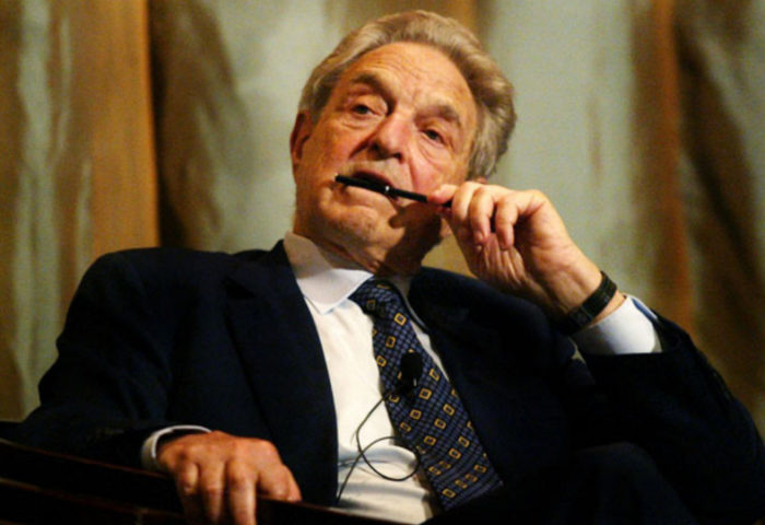 Soros Lost Nearly $1 Billion In Weeks Following U.S. Election After Betting Big Against Trump…
