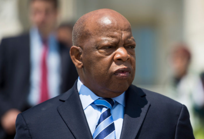 "Dem Rep. John Lewis To Skip Trump's Inauguration Calling Him An ""Illegitimate"" President"