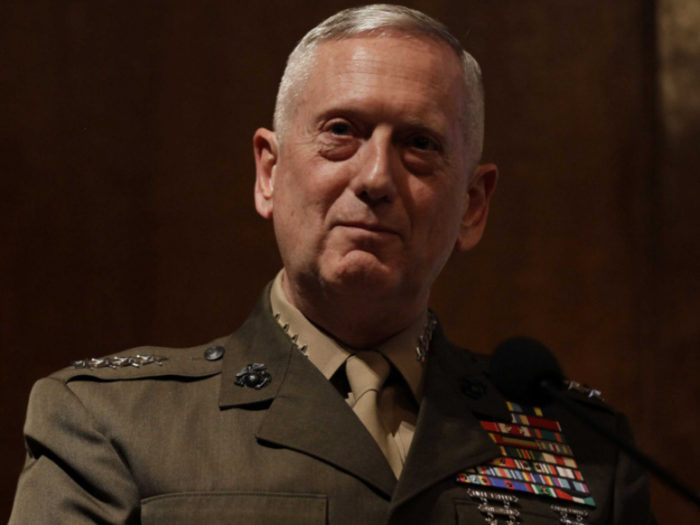 BREAKING: Lawmakers Vote to Allow Mattis to Lead Pentagon