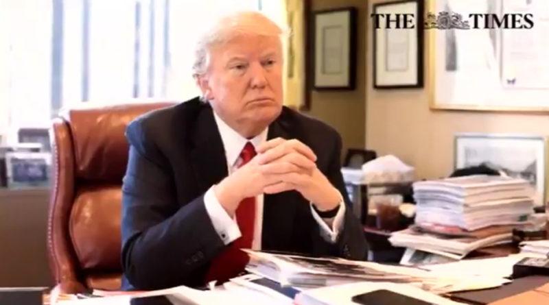 "Trump Blasts Angela Merkel for This ""Catastrophic Mistake"" (Video)"