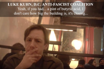 Leftist Groups Plotting Terrorism At Trump Inauguration (Video)