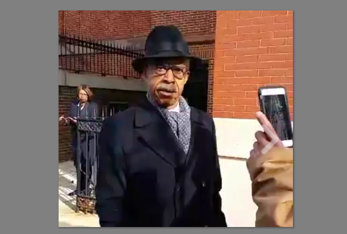 Left Eats Left In Baltimore: Al Sharpton Gets Earful From Activists