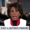 Insane Rep. Maxine Waters Struggles To Explain Why Trump Should Be Impeached
