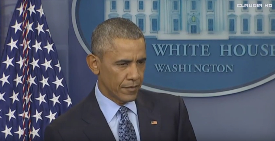 Obama Tells WH Reporters: You Are Not Supposed To Be Sycophants
