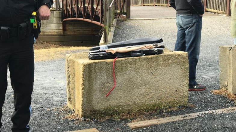 Guns Stashed In Several Places Along Potomac In D.C.