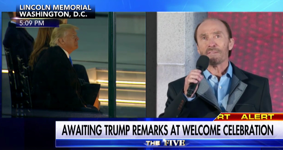Awesome! Lee Greenwood Sings God Bless The USA & Trump's Priceless Reaction After (Video)