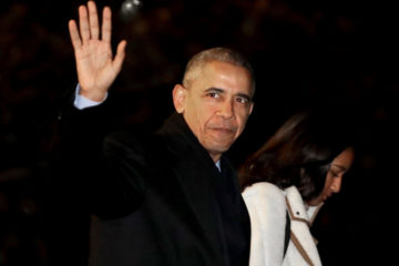Obama Plans To Deliver Farewell Speech From Chicago
