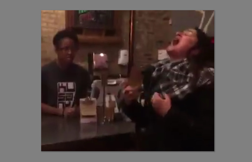 Hillary Supporter Has Classic Meltdown At Coffee Bar