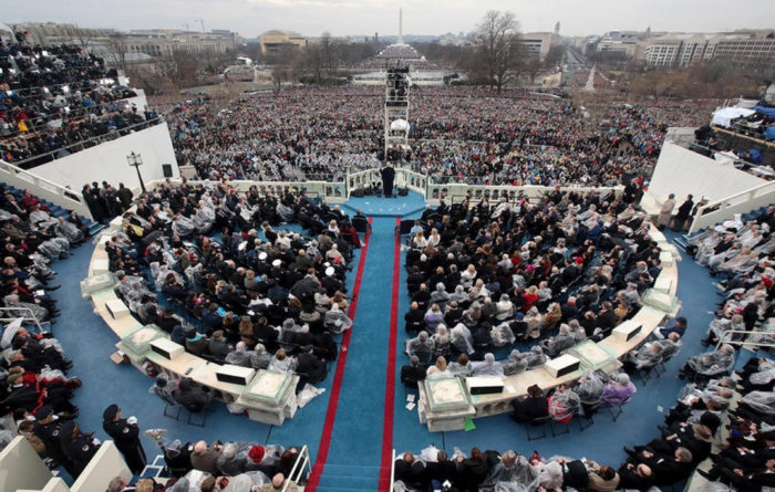 CNN Quietly Releases Updated Pic Showing Trump's Inaugural Crowd