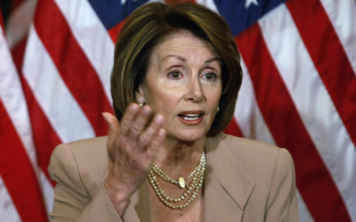 Nancy Pelosi Attacks Pro-Life Christian Republicans