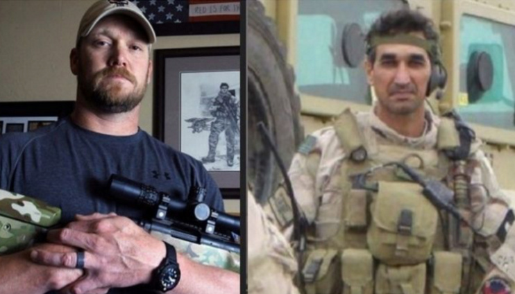 Chris Kyle's Iraqi Interpreter Has Blistering Message For All Protesters