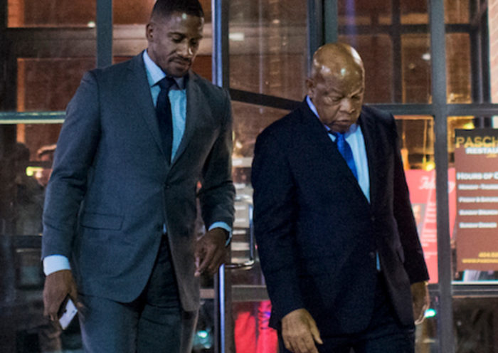 Rep. John Lewis & Top Aide Hit With Ethics Complaint