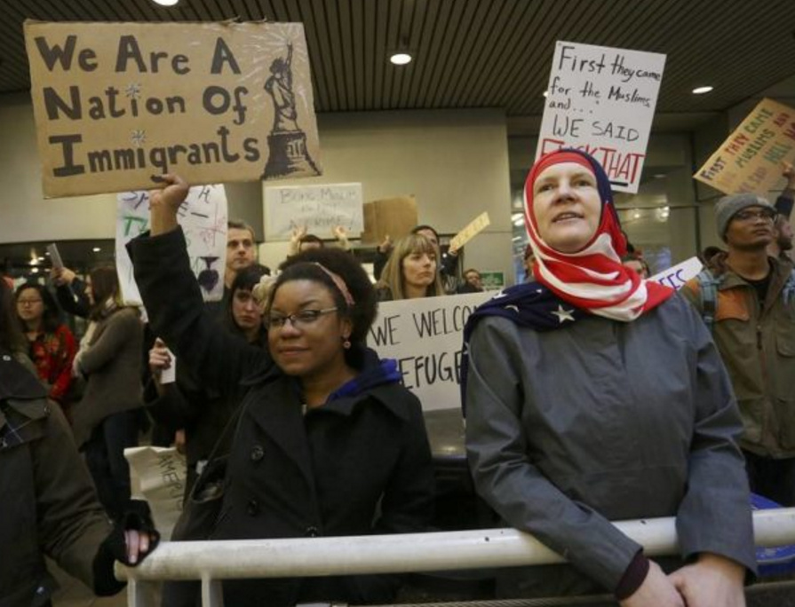 Somalian Refugee In U.S. For One Week From Country On Trump's Travel Ban List Sentenced Today For Sexual Assault Of Mentally Handicapped Woman