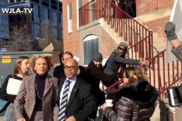 Education Secretary Betsy DeVos HARASSED, THREATENED, BLOCKED & CHASED (VIDEO)