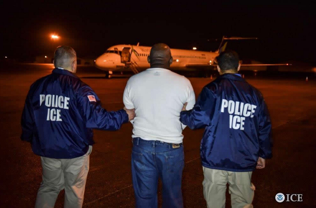 ICE Arrests 600+ Illegal Immigrants, Many Are Dangerous Criminals