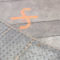 Lunatic Sarah Silverman Mistakes Sidewalk Utility Markings For Swastikas