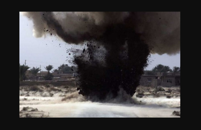 Taliban Commander Killed After His Own Bomb Accidentally Detonates