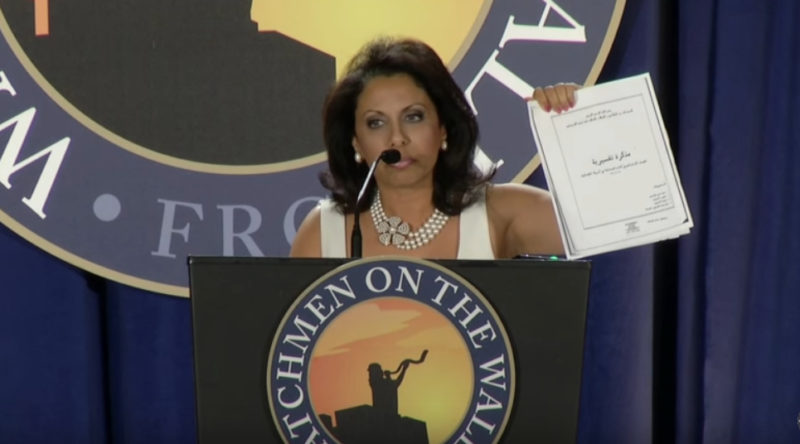 Brigitte Gabriel Reveals Muslim Brotherhood Plan For The Destruction Of The U.S.