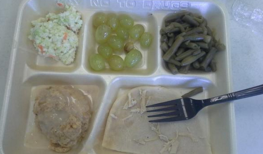 To Fight Global Warming California Schools Cut Meat & Cheese From Lunches