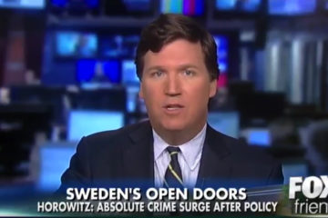 Sweden Is Absolutely Experiencing A Migrant Crime Wave