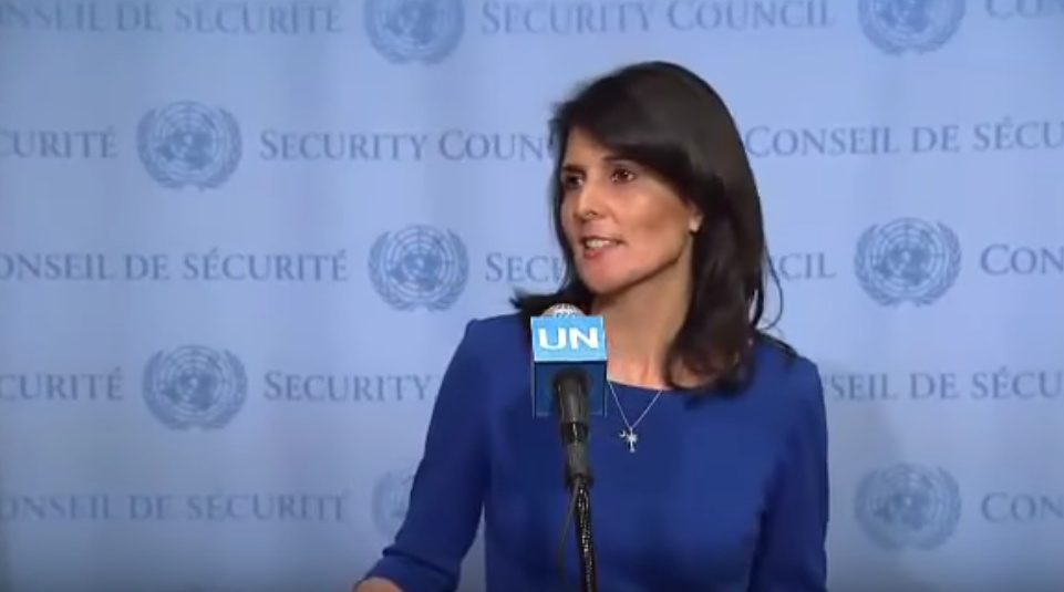 "Spectacular Fireworks! ""'HALEY'S' COMET"" Just COLLIDED With The Terror Supporting U.N. (Video)"