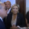 France's Marine Le Pen Cancels Meeting With Lebanon's Grand Mufti... Refuses To Wear Head Scarf
