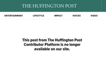 Huffington Post Wipes Story Saying Trump Is Right About Sweden