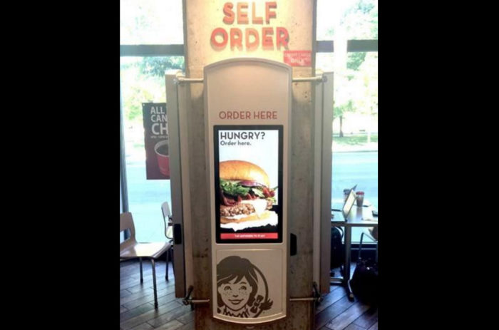 Wendy's Answer To $15.00 An Hour? Install Self-Ordering Kiosks At 1,000 Locations