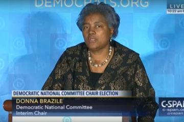 DNC Verifies Voter IDs Before Chairman Election