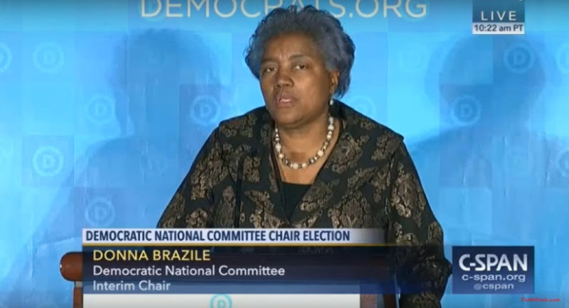 DNC Verifies Voter IDs Before Chairman Election