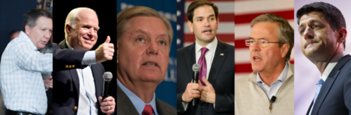 Soros Fund Management Filled Coffers Of These 6 Top Republicans!
