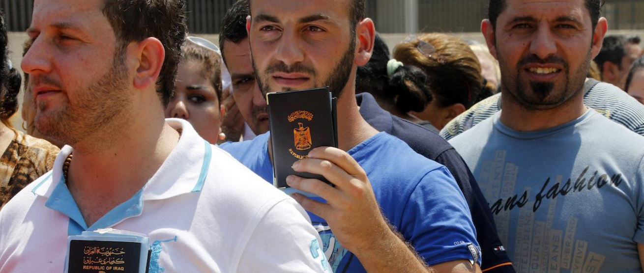 Evidence Shows ISIS May Be Forging Passports