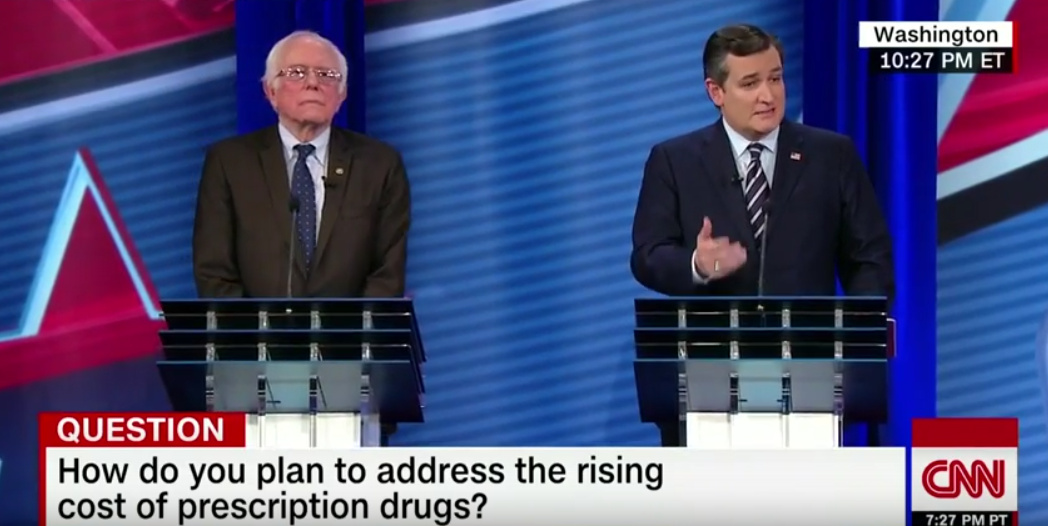 Ted Cruz vs Bernie Sanders: Socialist Bernie Gets KNOCKED OUT! (Full Video)