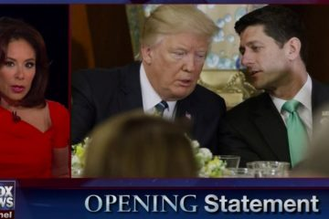 Smoking Hot Judge Jeanine Hammers Paul Ryan: He Needs To Step Down! (Video)