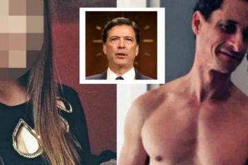 """Alleged Underage Victim of Anthony Weiner Lashes Out! Comey """"Victimized Me"""" & """"Helped Abuse To Continue"""""""