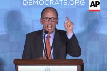 Embattled DNC Head Tom Perez Asks For Resignation of All Staffers