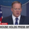 Sean Spicer Scolds White House Reporter For Defending Evelyn Farkas (Video)