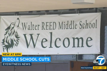 """Funding Being Cut From California School For Having """"Too Many White Kids"""""""