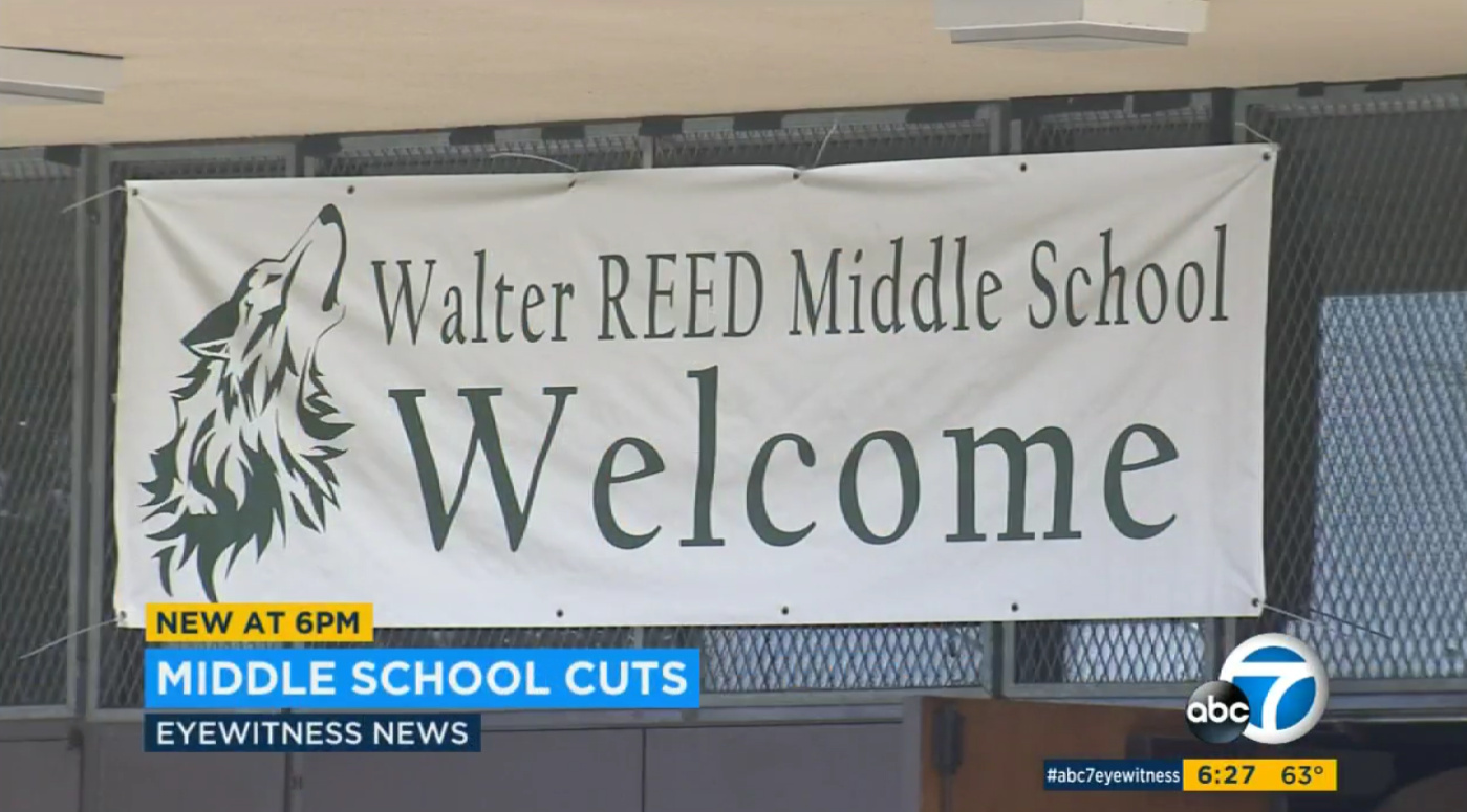 "Funding Being Cut From California School For Having ""Too Many White Kids"""
