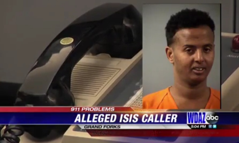Man Calls 911 Almost 50 Times To Complain About Trump & To Declare Support For ISIS