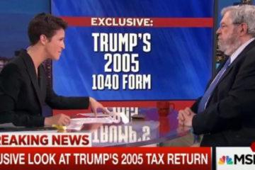 Breaking: Trump's Private Legal Team Weighing Case Against MSNBC & David Johnston