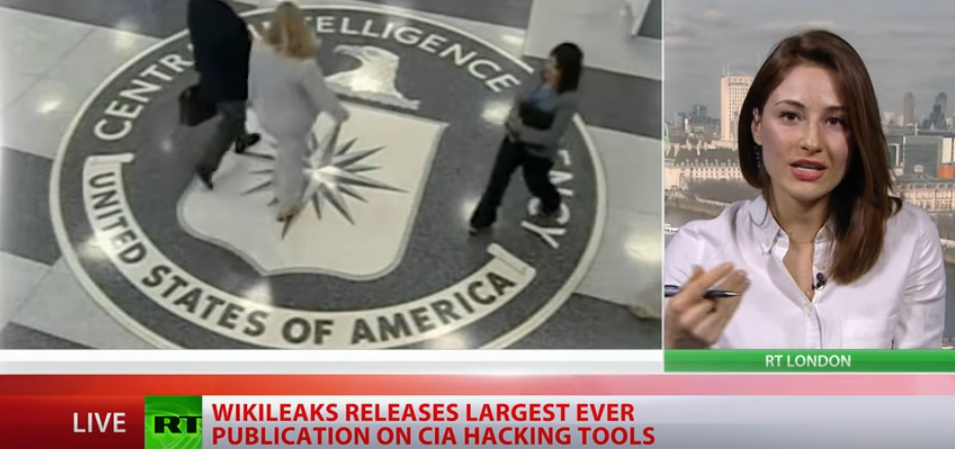 Wikileaks: CIA And MI-5 Sought To Turn Samsung TVs Into Microphones